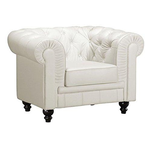 Big Sale Zuo Aristocrat Armchair, White