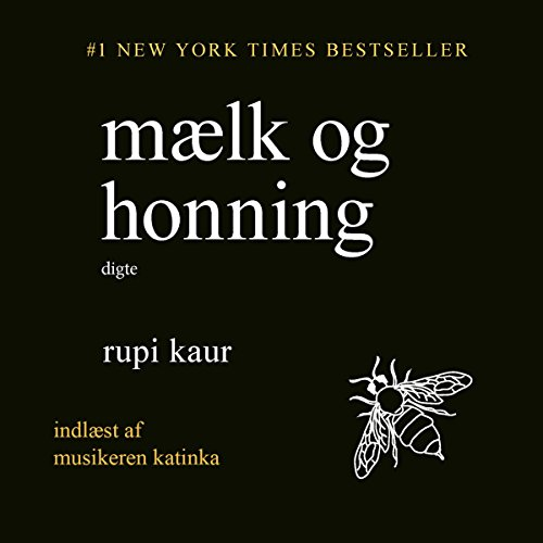 Mælk og honning audiobook cover art