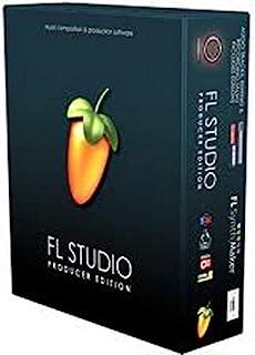 IL51380 FL Studio Producer, Edition 11 FL Studio プロデューサー エディション11 音楽制作ソフト Image-Line Software社【並行輸入】