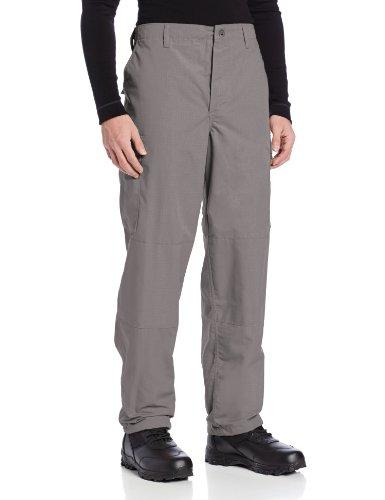 Tru-Spec Pantalon pour Homme en Polyester et Coton Rip Stop BDU Large Gris