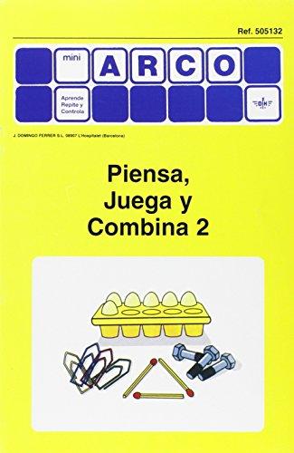 PIENSA JUEGA Y COMBINA 2 MINI ARCO