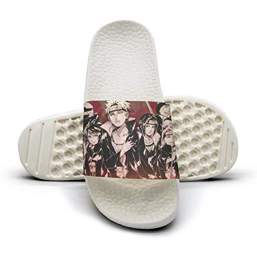 Unicorns Farting Women's Men's Slides Sandals Cool Anime Shadow Eva Lightweight Cute Slides Shoes