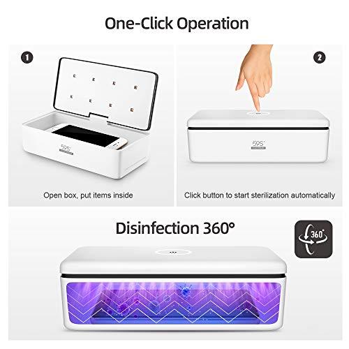 Sterilizzatore Scatola Luce UV