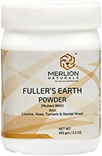 what is fuller's earth powder