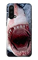 JP1341ONC サメの口 Jaws Shark Mouth For OnePlus Nord CE 5G 用ケース