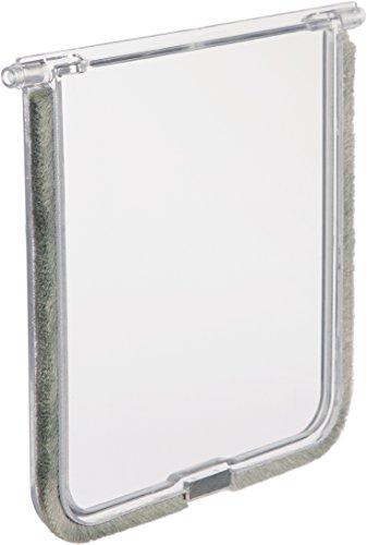 Trixie 3860-20 Ersatzklappe für # 3860/3862/3863/3864/3869, 14,7 × 15,8 cm, weiß