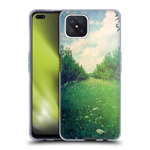 Head Hülle Designs Offiziell Offizielle Olivia Joy StClaire Obstgarten Natur Soft Gel Handyhülle Hülle kompatibel mit Oppo Reno4 Z 5G