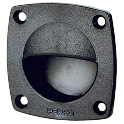 Perko 1016DP0BLK Flush Pull - Black