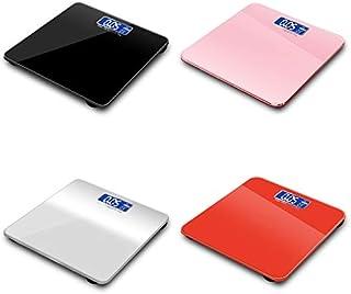 Báscula Grasa 4 Colores Pesas Báscula De Baño 180 Kg Pantalla Lcd Electrónica Máquina De Pesaje Básculas Corporales Personales Báscula De Peso Balance Inteligente