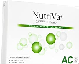 Nutriva SOD AC For Acne Dietary Supplement Product 10 Capsules for Acne, Oily skin, Comedone