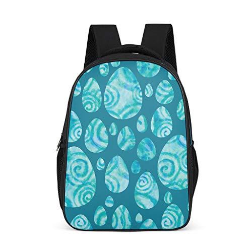 O5KFD&8 Rucksäcke Easter Laptop Schultasche, Rucksack Mädchen Kinder - EIN Rucksack Für Mädchen Business Rucksack Laptop Grey OneSize