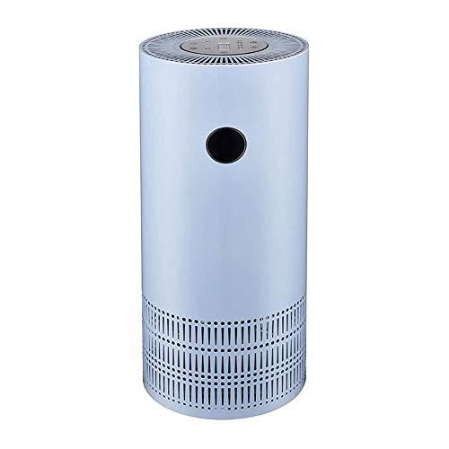 Zmsdt Luftreiniger for Allergien, Automodus Luftreiniger mit True HEPA & Aktivkohlefilter Entfernen von Staub Pollen Haustier Dander Odors (Color : B)