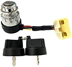 POWER PRODUCTS 5 Wire Ignition Switch with Keys for Diesel Generator & ATV & Halley