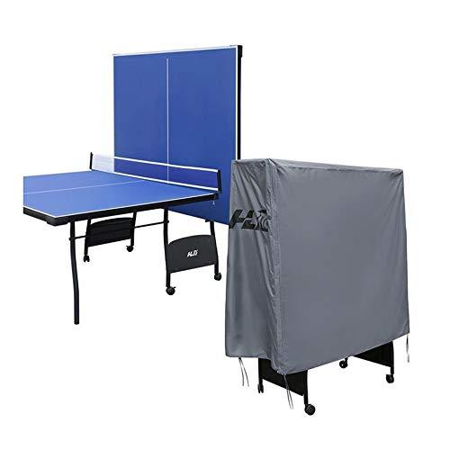 Fundas para Muebles de Jardín Impermeable al aire libre Tenis Mesa cubierta de polvo Patio Patio protector de la tabla grande Tabla cubierta de protección UV multicolor opcional para Patio, al aire li