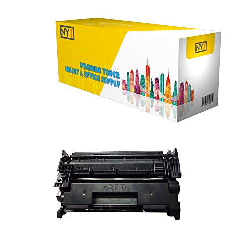 NYT Compatible Toner Cartridge Replacement for HP CF226A (HP 26A) for HP Laserjet Pro M402d, M402dn, M402n, Laserjet Pro MFP M426dw, M426fdn, M426fdw (Black, 1-Pack)