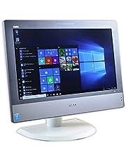NEC 一体型PC MG/20インチ/wajun(ワジュン) XS PCバッグセット/MS Office 2019/Win 10/Core i5-4590S/WIFI/Bluetooth/DVD/4GB/1TB HDD (整備済み品)