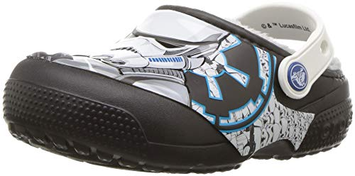 Crocs Kids' Fun Lab Lined Star Wars Stormtrooper Clog