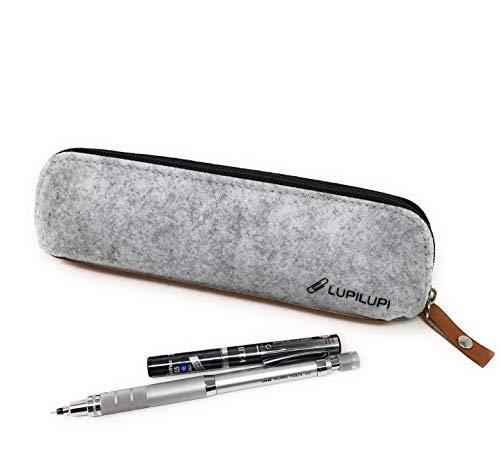Uni Kuru Toga Roulette Model Auto Lead Rotation Mechanical Pencil 0.5 Mm - Silver Body (M5-10171P.26) and Pencil Lead - 0.5mm - Hb,20 Leads With original pen case (Silver)