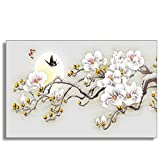 N / A Home Flower Landscape Poster Decoration Wall...