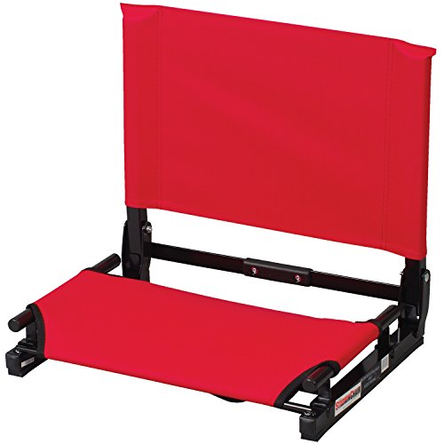 The Stadium Chair Game Changer Stadium Chair, Red