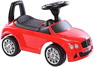Bentley Push Kids Ride On Car Ccrpl 614 Red Multi Color