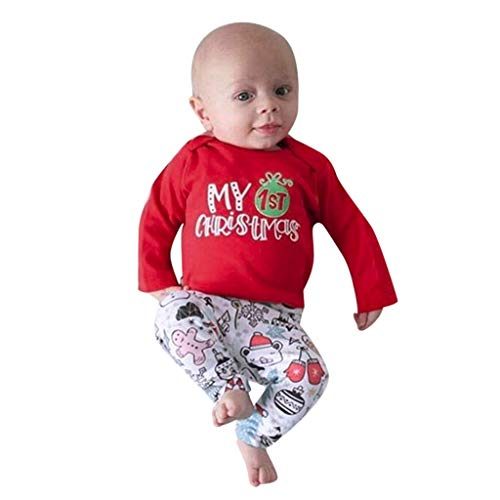 ⛄ 🎄 Bumplebee Weihnachts Baby Mädchen Es ist Mein 1. / 2. Geburtstag Kleid Pailletten Schleife Prinzessin Tütü Kleid mit Stirnband Geburtstag Party Outfit Bekleidungsset Fotoshooting Kostüm