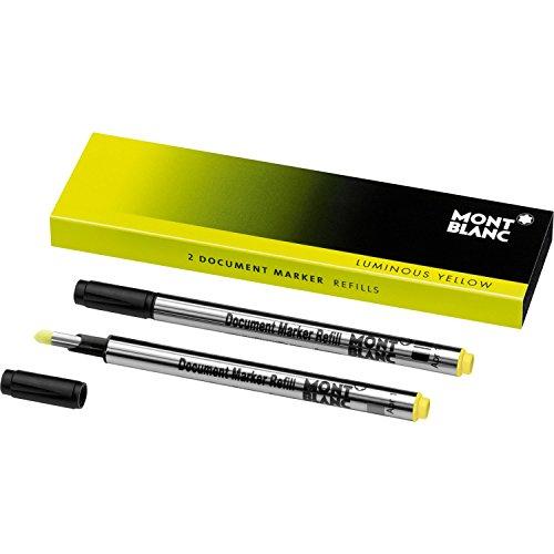Montblanc 105168 Minen, Patronen & Tintenlöscher Luminious Yellow
