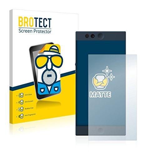 BROTECT 2X Entspiegelungs-Schutzfolie kompatibel mit Nextbit Robin Bildschirmschutz-Folie Matt, Anti-Reflex, Anti-Fingerprint