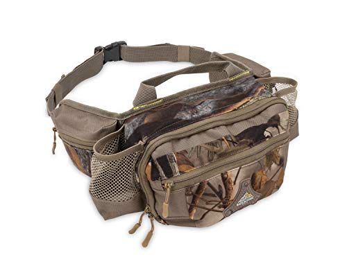 North Mountain Gear Camouflage Fanny Pack Lightweight Waterproof...