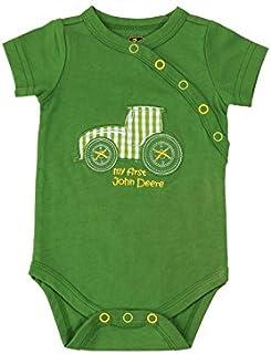 Baby Body con tractor parche