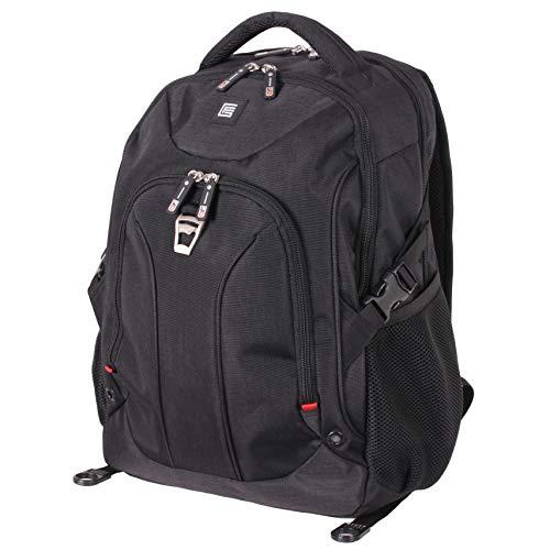 Casual Business Travel Laptop Rucksack - gepolstertes Fach 14 15 16 Zoll MacBook/Notebook - Airflow Comfort Rückenlehne und Computer-Rucksack
