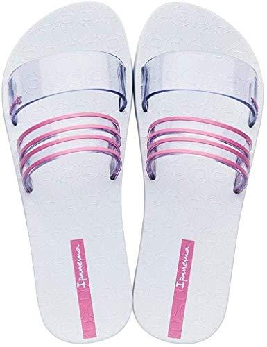 Ipanema New Fem, Zapatillas Mujer, Blanco, 39 EU