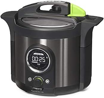 Presto Precise 6-Quart Electric Pressure Cooker