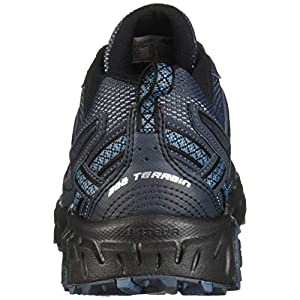 New Balance Men's 410v5 Cushioning Trail Running Shoe, Petrol/Cadet/Black, 9 D US
