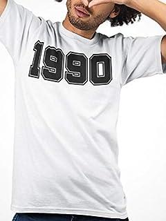1990 ATIQ T-Shirt for Men, M