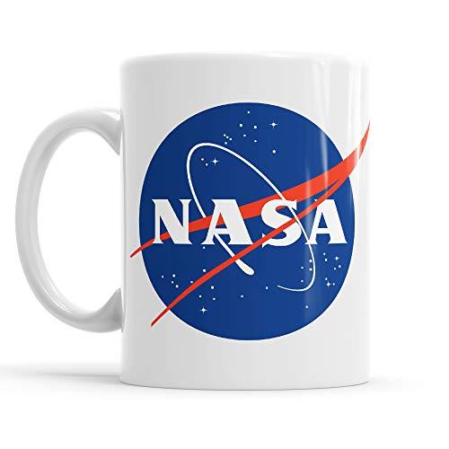 Tasse Mug NASA Insignia Logo, Official Product, Official Merchandise NASA