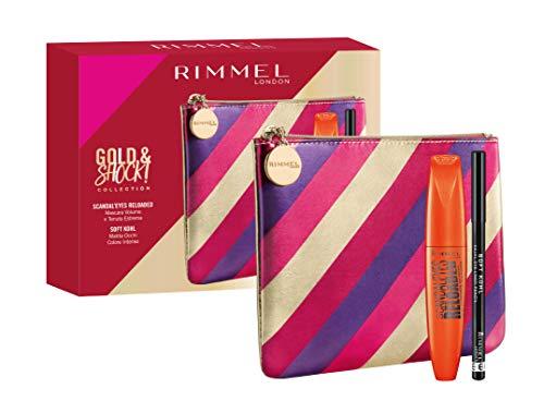 Rimmel London, Confezione Regalo Donna Gold & Shock Collection