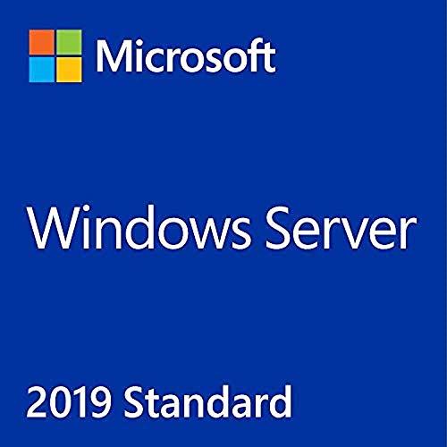 Windows Server 2019 Standard OEM English DVD 64 Bit |