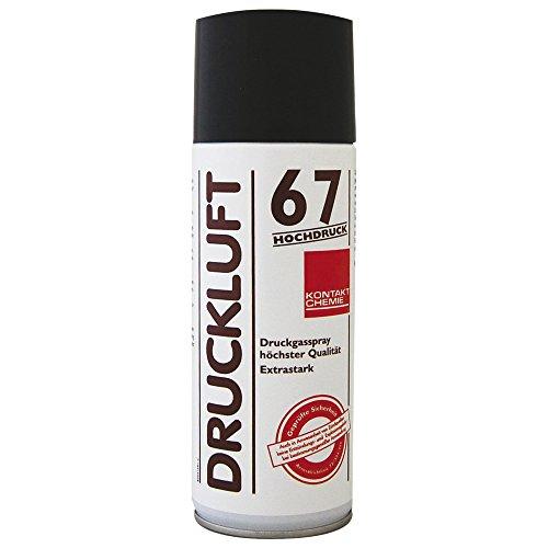 KONTAKT CHEMIE 81213 Druckluftreiniger DRUCKLUFT 67 HOCHDRUCK, 340