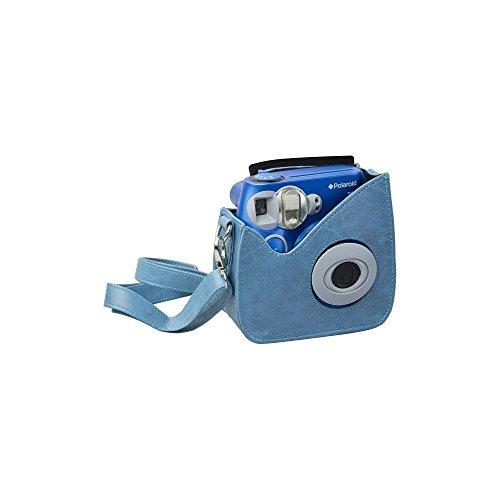 Polaroid Kameratasche für Polaroid PIC-300 Sofortbildkamera, Blau