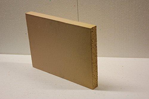 Plaques réfractaires, chamotte pour four, haute qualité, 400x300x30mm
