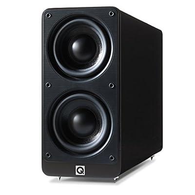 Q ACOUSTICS 2070si Active Subwoofer (Gloss Black) by Q Acoustics