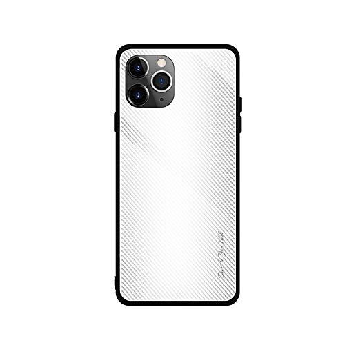 Luxus Marmor Panzerglas Handyhülle für iPhone 11 Pro Max XS Max X XR Holzmaserung Glas Hülle für iPhone SE 2020 6 6S 7 8 Plus-B25-for 7 Plus 8 Plus