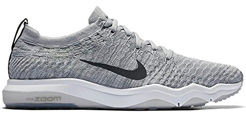 Nike Womens Air Zoom Fearless Flyknit Lux 922872 002 Cool Grey (10)
