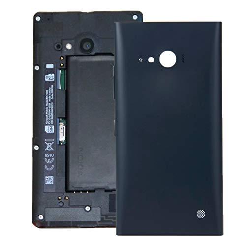 MDYHMC DZJ AYSMG Batteria Cover Posteriore for Nokia Lumia 735 (Nero) (Color : Red)