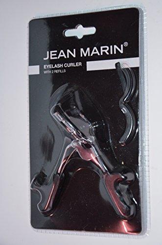 Jean Marin - Wimpernzange mit 2 Ersatzgummis - Eyelash curler - with 2 Refills