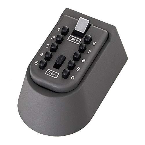 Rottner T04653 Schlüsseltresor, 10.5 x 6.5 x 5.5