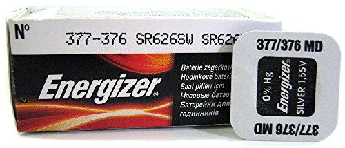 Energizer - 376 377/piles C1 piles à oxyde d'argent 1