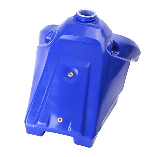 Newsmarts Motorcycle Fuel Petrol Gas Tank Compatible with Yamaha TTR125 2000-2007 (Part Number: 5HP-24110-30-00)