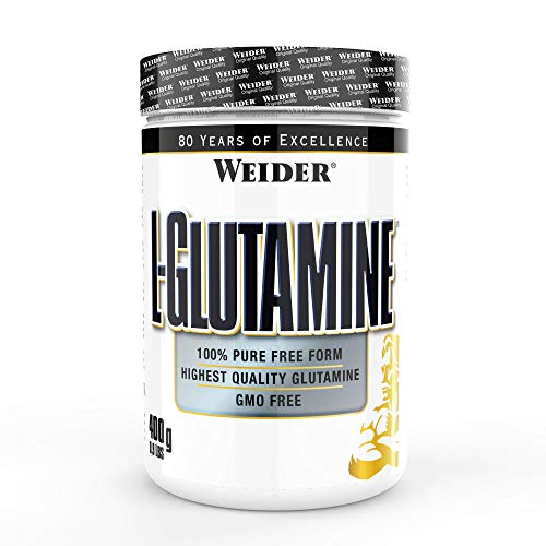 Weider Complément en poudre L-Glutamine goût...